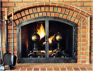 Fireplace Editions - Fireplace Enclosures