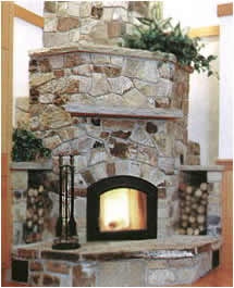 Fireplace Editions Efficient Masonry Fireplaces
